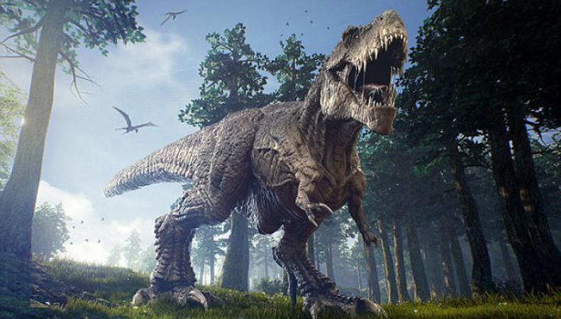 Новый фильм ВВС о гибели динозавров