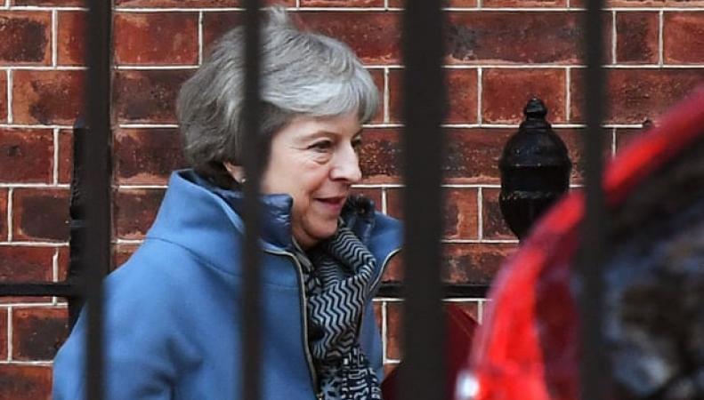Палата общин запретила правительству собирать налоги в стране в случае жесткого Брекзита