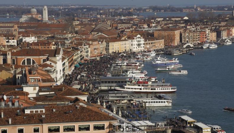 Парламент Венеции может признать Крым российским