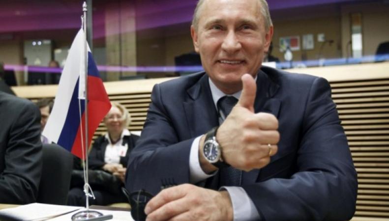 идеальный подарок для Владимира Путина