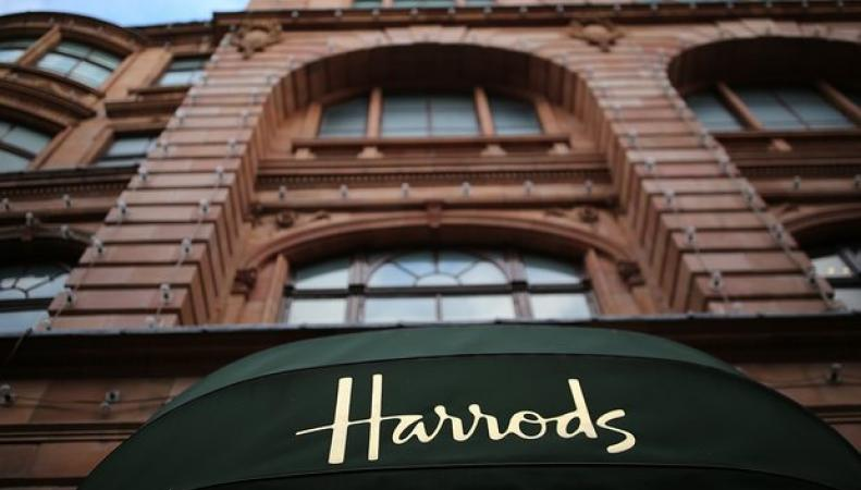 Персонал универмага Harrods устроил забастовку из-за чаевых фото:theguardian.com