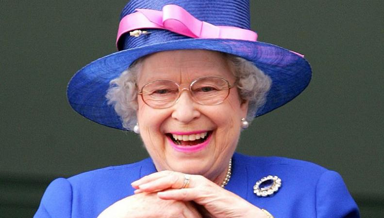 Келикобритания празднует юбилей королевы