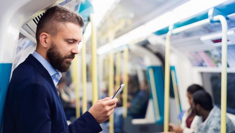 Мобильная связь 4G станет доступна в туннелях лондонской подземки