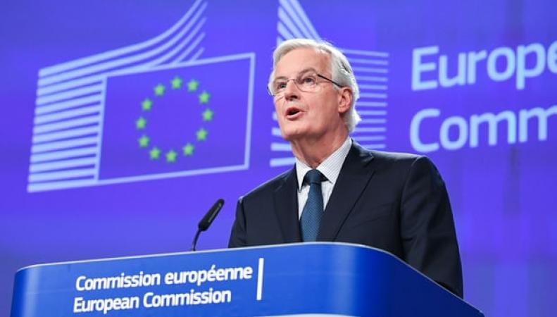 Переговоры о торговом соглашении Великобритании и ЕС начнутся не раньше февраля