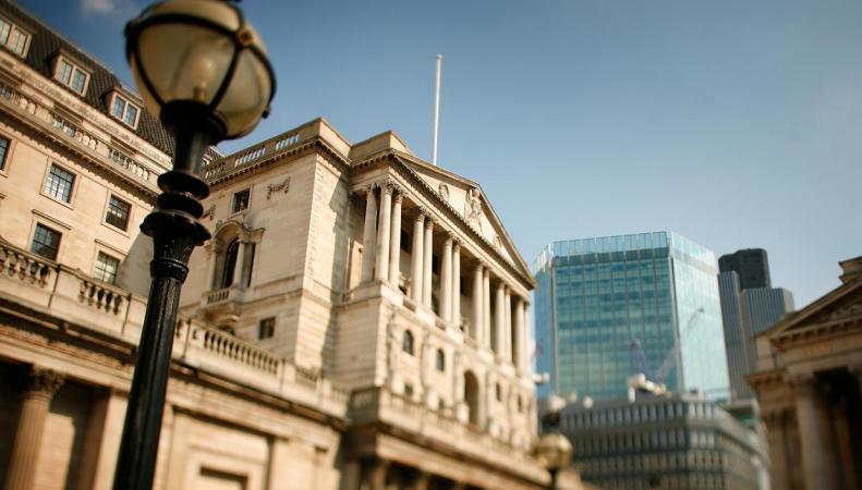 Банк Англии улучшил экономический прогноз Брекзит фото:independent