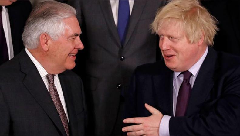Лондон и Вашингтон планируют поставить ультиматум Москве
