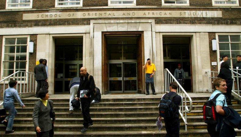 Студенты Университета Азии и Африки потребовали убрать из программы западных философов фото:independent.co.uk