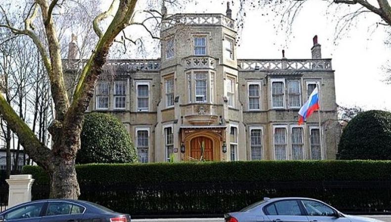 Ответ Российского посольства в Лондоне британским СМИ