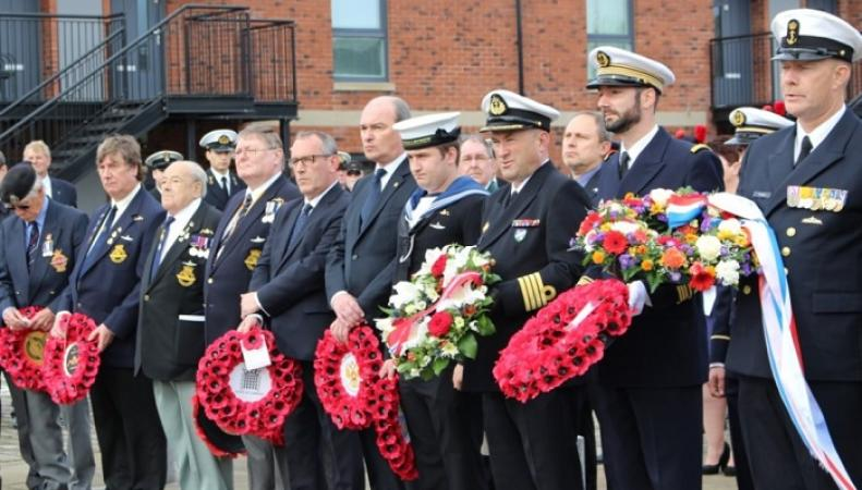 Мемориал морякам-подводникам