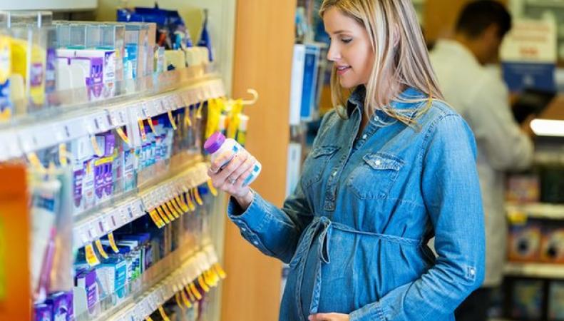 Мультивитамины при беременности – пустая трата денег, - британские ученые фото:the guardian