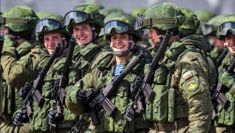 Россйиский спецназ