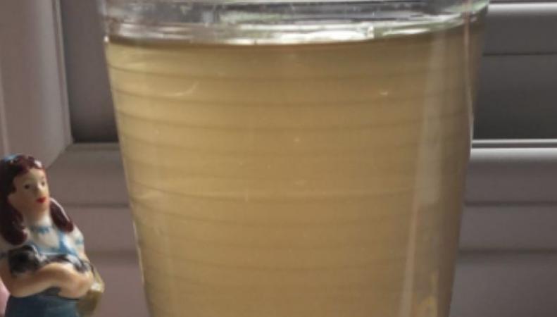 Водопроводная вода в Пейсли стала непригодной для использования из-за коммунальной аварии