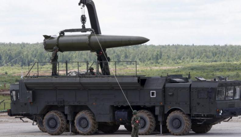 """четыре """"Искандера"""" сдержат НАТО"""