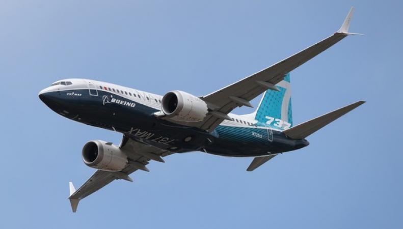 Великобритания приостановила эксплуатацию самолетов Boeing 737 Max 8