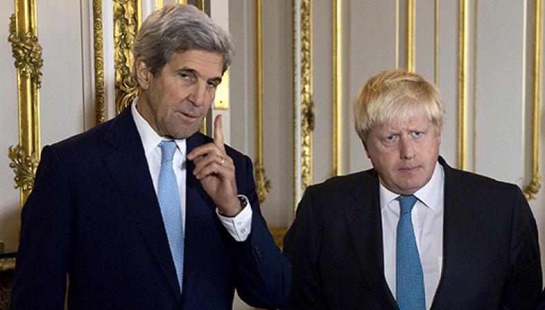 Новые санкции против России