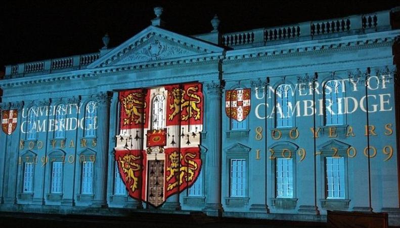 Кембриджский университет опустился в мировом рейтинге вузов