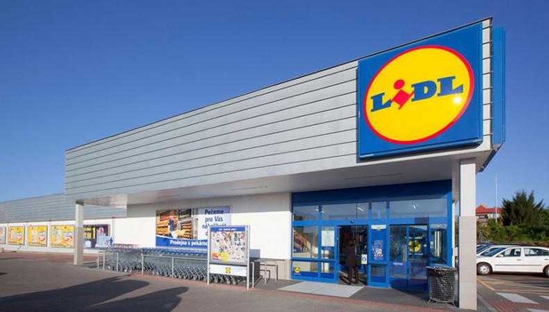 Сеть супермаркетов «Lidl»