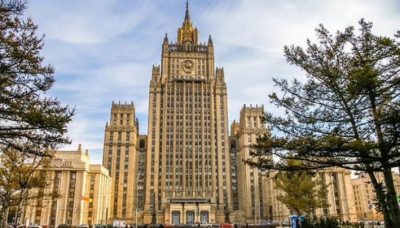 МИД РФ ответил США на очередные санкции