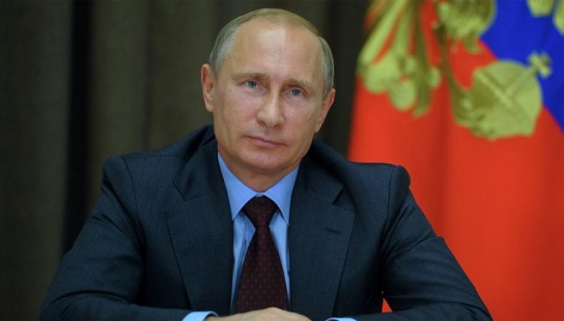 Путин назвал бредом слухи опланахРФ использовать ядерное оружие против Прибалтики
