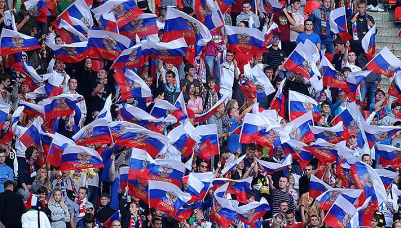 Ответ российского посольства на британский фильм о фанатах