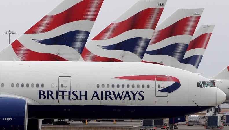 Репутационный ущерб: Имидж авиакомпании British Airways опустился ниже лоукостеров