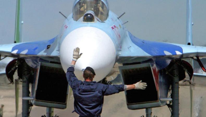 Британские истребители сопроводили самолёты России над Балтикой
