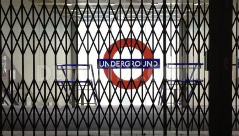 Лондонское метро серьезно пострадало от наводнения фото:bbc.com