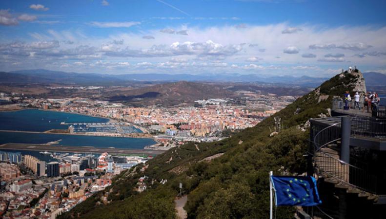 Борис Джонсон заявил, что Гибралтар не будет принесен в жертву на переговорах по Брекситу