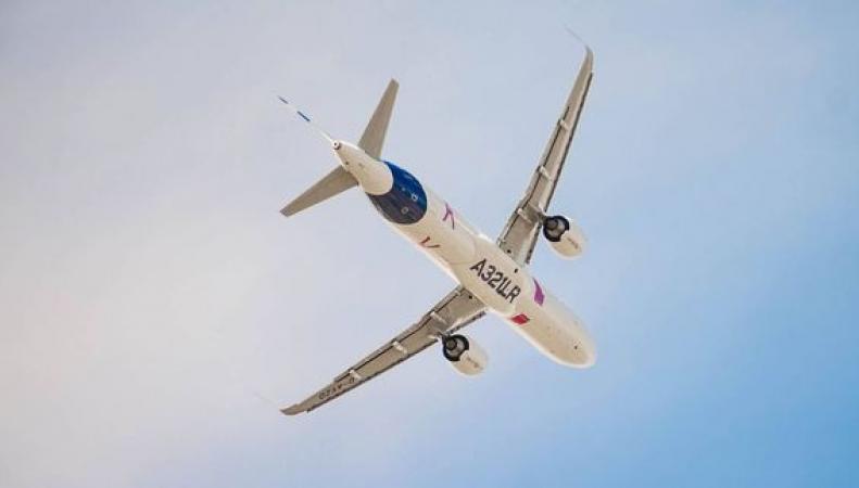Низко летящий пассажирский самолет напугал жителей Бристоля