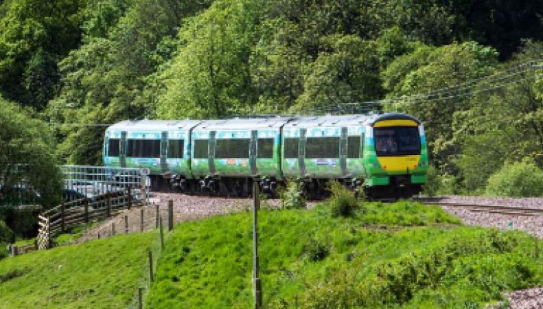 Забастовка железнодорожников в Шотландии