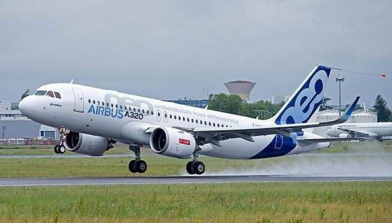 Захват самолета Airbus A320