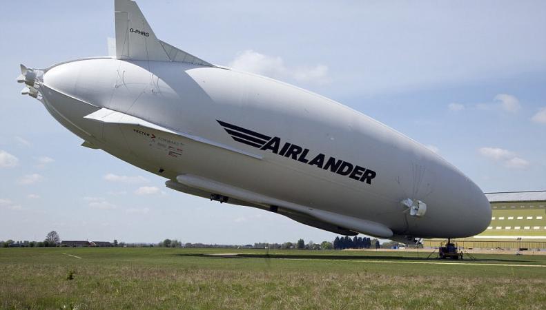 Повторные испытания самого большого летательного аппарата  в Бедфордшире провалились фото:dailymail