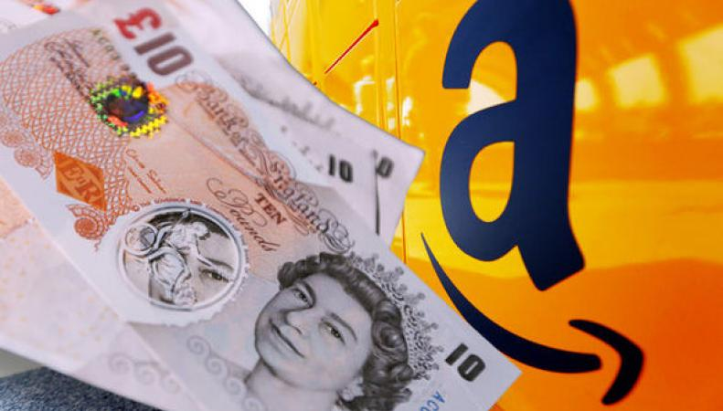 """Amazon проводит однодневную промо-акцию """"Большое спасибо"""" фото:express.co.uk"""