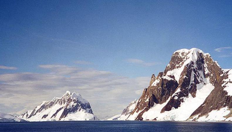 Льды Антарктики скрывают останки динозавров