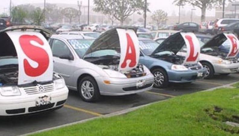 Продажи автомобилей в Англии выросли