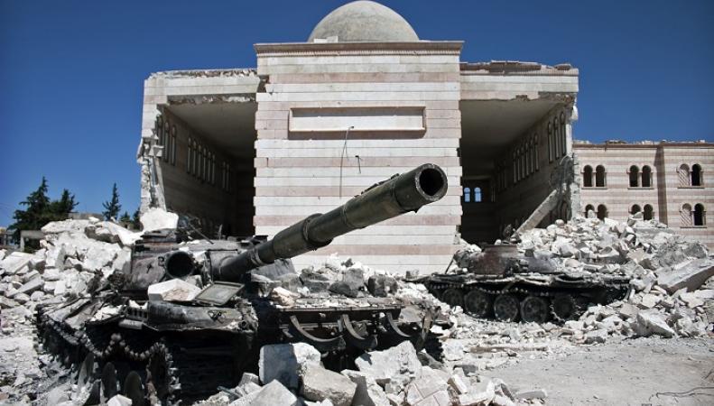 Правительство Сирии заявило о прекращении режима перемирия