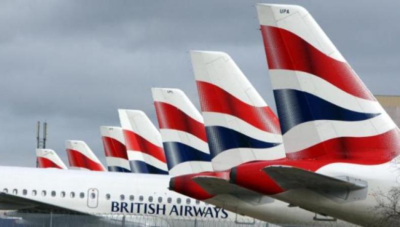 Самолет  British Airways совершил вынужденную посадку из-за запаха марихуаны фото:bt.com