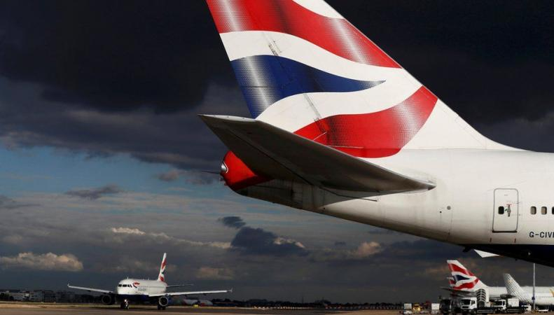 В аэропорту Хитроу началась забастовка летных экипажей British Airways