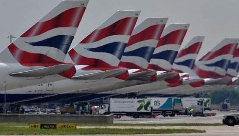 British Airways изменила время регистрации на дальние рейсы фото:telegraph.co.uk