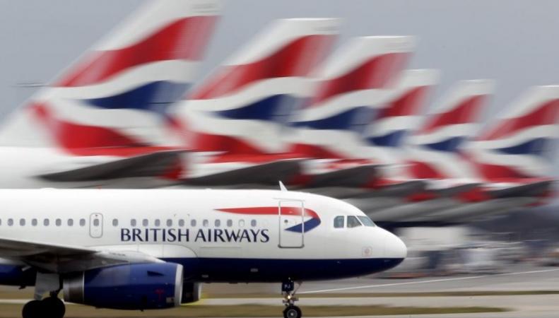British Airways откроет новый трансатлантический маршрут на «Дримлайнере» фото:cityAM