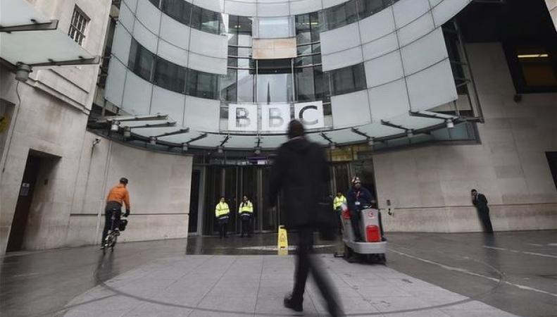 Офис корпорации Би-Би-Си