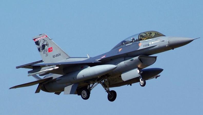 Авиация Турции