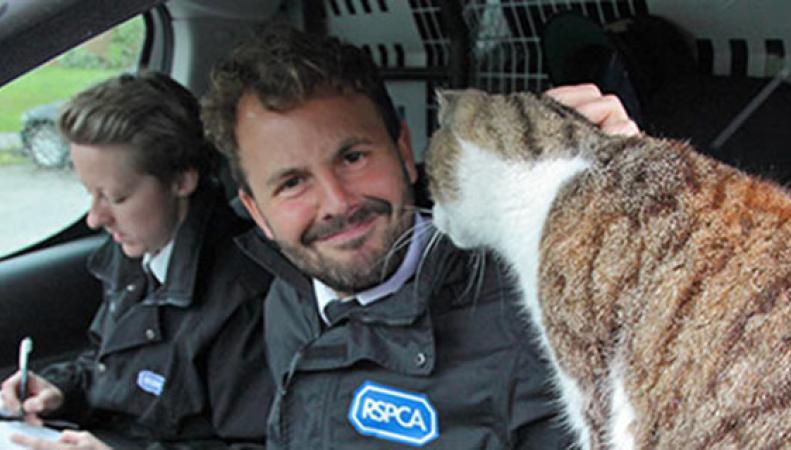 Британские защитники животных требуют права проникновения на частную территорию