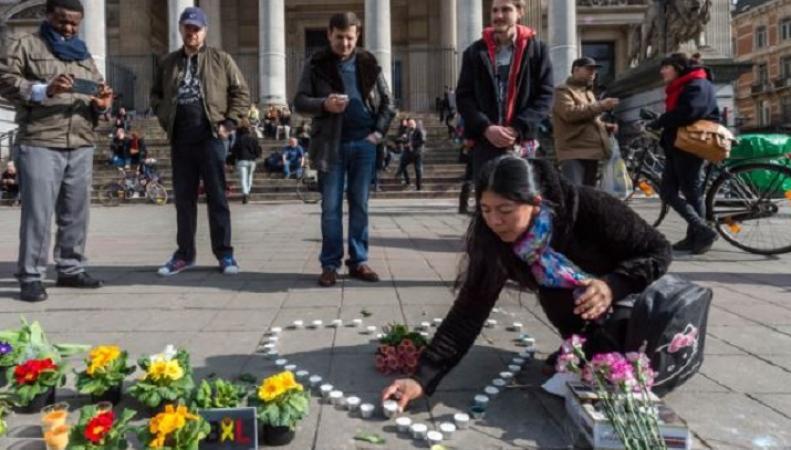 После терактов в Брюсселе власти Британии не рекомендуют своим гражданам туда ездить