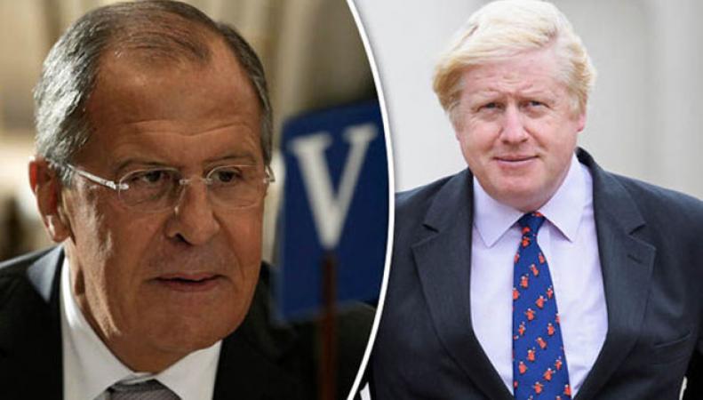 Российское посольство в Лондоне прокомментировало фотографию главы британского МИД