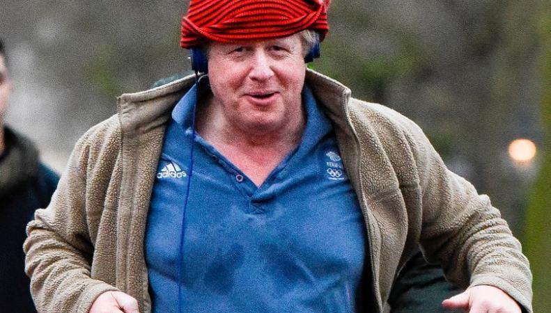 Борис Джонсон в значимых семейных трусах шокировал британцев