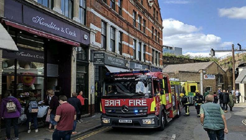 Ресторан в Лондоне эвакуировали из-за ядовитого порошка