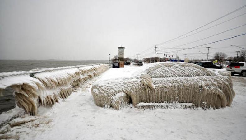 Великобритания в ожидании морозов