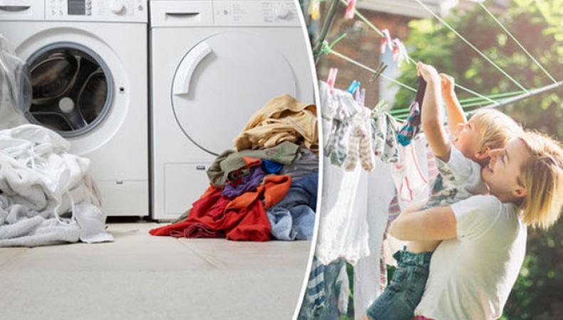 Девять из десяти британцев не знают, как правильно стирать одежду