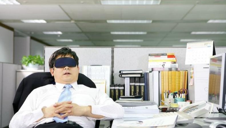 В Великобритании названы компании с оптимальным балансом труда и отдыха фото:mirror.co.uk